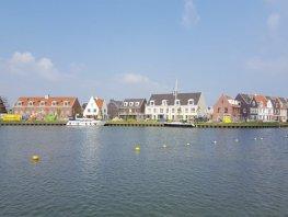 Watervertier in Waterfront Harderwijk is nog wel een dingetje