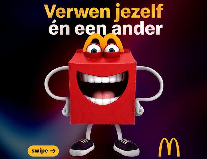 Verwen jezelf én een ander bij McDonald's Ermelo, Harderwijk en Nijkerk!