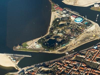 B en W: 'Knarrenhof past niet in Waterfront' Harderwijk