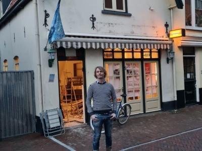 Café de Liefde eindelijk pand in Harderwijkse binnenstad