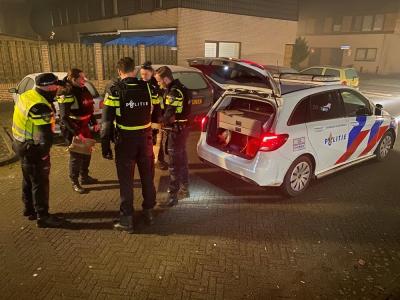 Nieuwjaarsnacht melding van schietpartij in Vondelpark Harderwijk
