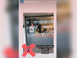 Gigantische schadepost voor horeca-echtpaar Cafetaria Tweelingstad door agressieve man