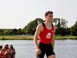 Joep Christiaanse (26) uit Hierden gaat sportieve uitdaging aan voor het goede doel
