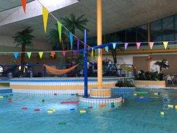 Gemeente Harderwijk biedt bouwmaterialen uit oude zwembad te koop aan
