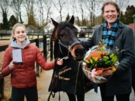 Gemeente Harderwijk feliciteert haar sporters