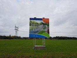 Bakkersweg maakt plaats voor uitbreiding Begraafplaats Elzenhof