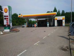 Shell locaties in Harderwijk vanavond vanaf 21.00 uur gesloten