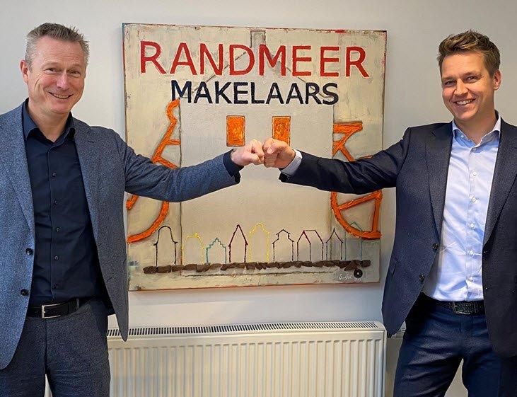 Maurits Buis mede eigenaar van Randmeer makelaars