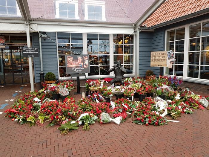 Palingrokerij en Vishandel Dries van den Berg vandaag weer geopend vanaf 9.30 uur