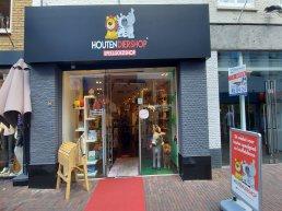 Houtendiershop: bestelling ophalen via click & collect