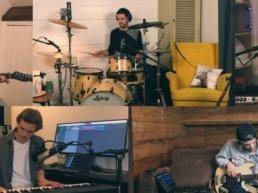 Live in Lockdown met de Harderwijkse band Doubland
