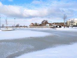 It giet oan: ijsbaan De Wellen in Harderwijk gaat vrijdag open!