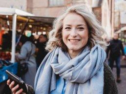 Esmee (32) uit Harderwijk organiseert een kledingruil ketting: 'Kledingruil voor en door Harderwijkers'