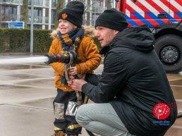 Kanjer Wens Nederland verrast de kleine Juda van de Beek uit Hierden