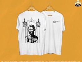 JONG&Politiek maakt T-shirt, want 'dekoloniseren kan je leren'