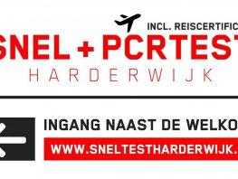 Sneltest Harderwijk biedt nu ook PCR-test met reisverklaring