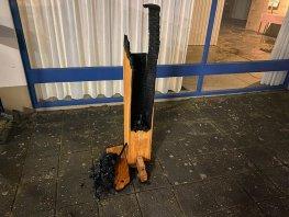 Getuigen gezocht: brand in Catharinakerk Harderwijk
