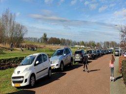 Bewoners luiden noodklok om parkeerdrukte bij Crescentpark in Drielanden Harderwijk