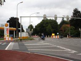 Grote renovatie transportriool Oranjelaan in Harderwijk in aantocht