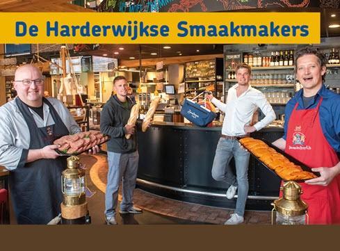 De Paas Brunch Box van de Harderwijkse Smaakmakers is nu online !