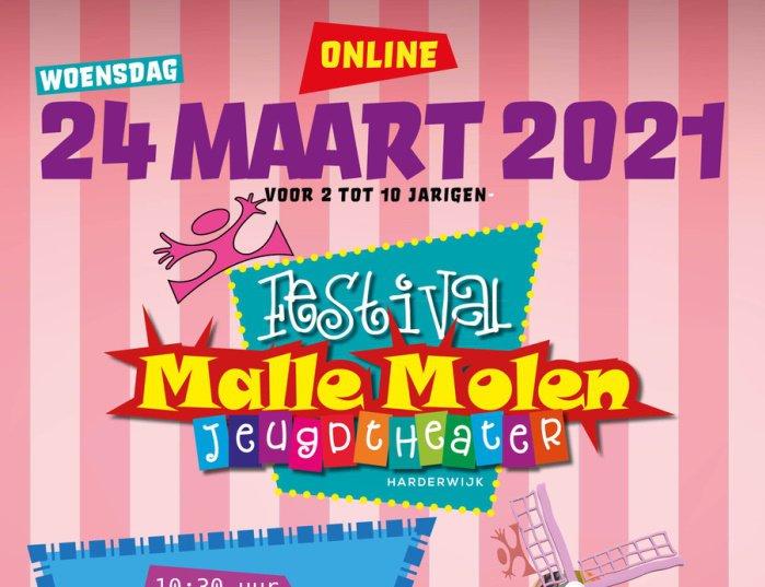 Vandaag: Online feestje voor de jeugd!