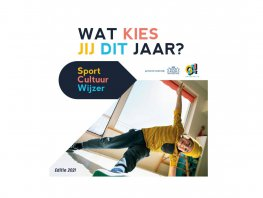 Sport en cultuurwijzer 3 mei 2021 van start!