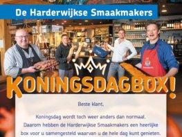 Koningsdag Box van de Harderwijkse Smaakmakers is nu online!