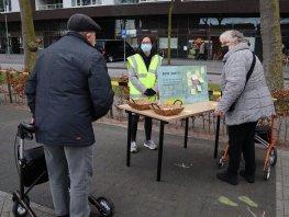 Aftrap doorontwikkeling De Kiekmure met gesprekken wijkbewoners
