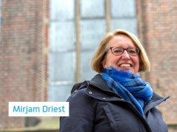 Mirjam Driest lijsttrekker voor ChristenUnie Harderwijk bij gemeenteraadsverkiezingen op 16 maart 2022