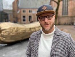 Waldo Volmer nieuwe directeur Stad als Podium Harderwijk