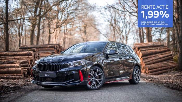 Ekris BMW: Renteactie op nieuwe BMW modellen