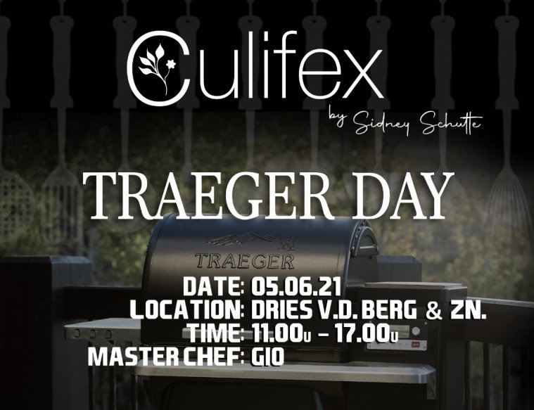 Traeger Day BBQ Experience
