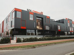 Kok Experience en Bioscoop Kok CinemaxX opent vanaf zaterdag 5 juni weer haar deuren