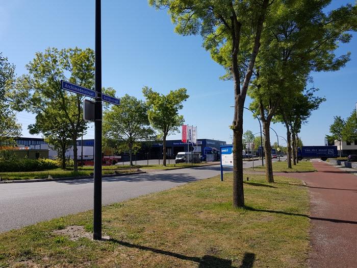 Bijeenkomst werkgroep Duurzaamheid en Veiligheid van de Bedrijvenkring Harderwijk