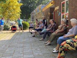 Beweegles voor ouderen in Hierden groot succes!