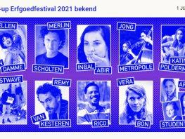 Line-up Erfgoedfestival 2021 bekend: Ellen ten Damme komt naar Bottermuseum in Harderwijk