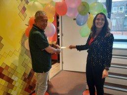Opening vernieuwde dansstudio Esther's Dance Creation in De Kiekmure