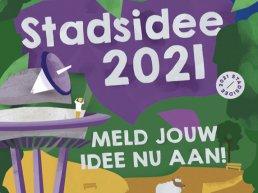 Stemmen op Stadsidee 2021 gestart