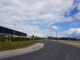 Professionele inbraakbende actief op bedrijventerrein Lorentz in Harderwijk