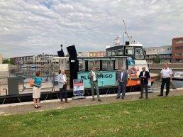 'Waterbus' van Zeewolde naar Harderwijk