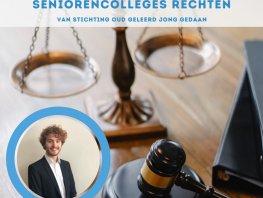 Online colleges psychologie en Europees recht voor vijftigplussers