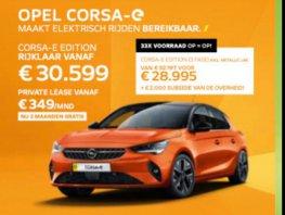 Broekhuis Opel Harderwijk maakt elektrisch rijden voor iedereen bereikbaar!