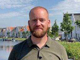 Martijn Pijnenburg nieuwe Lijsttrekker van D66 Harderwijk-Hierden
