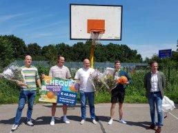 Stadsidee 2021: Een echt basketbalveld in Harderwijk