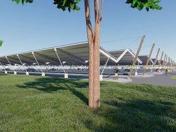 Start aanleg Zonnepark Harderwijk nu definitief in september
