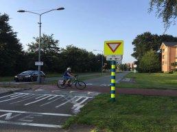 CDA blij met aanpassing op fietsoversteek Horsterhout