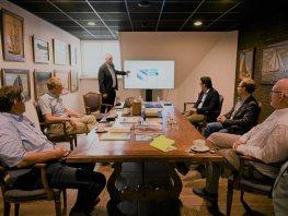 ChristenUnie Kamerlid Pieter Grinwis onder de indruk van Harderwijkse inzet voor duurzaamheid