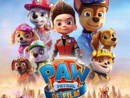 Peuter- en kleuterbios Paw Patrol: De Film