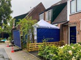 Politie doet onderzoek na ernstig letsel bij baby in Harderwijk