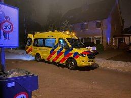 Steekincident aan de Walstein in Harderwijk